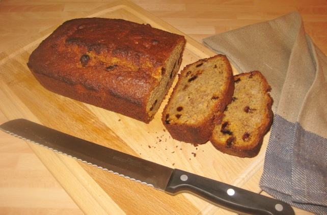 My mum's banana bread