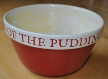 The Proof of the Pudding bowl 2