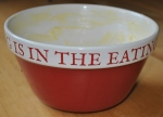 The Proof of the Pudding bowl 3