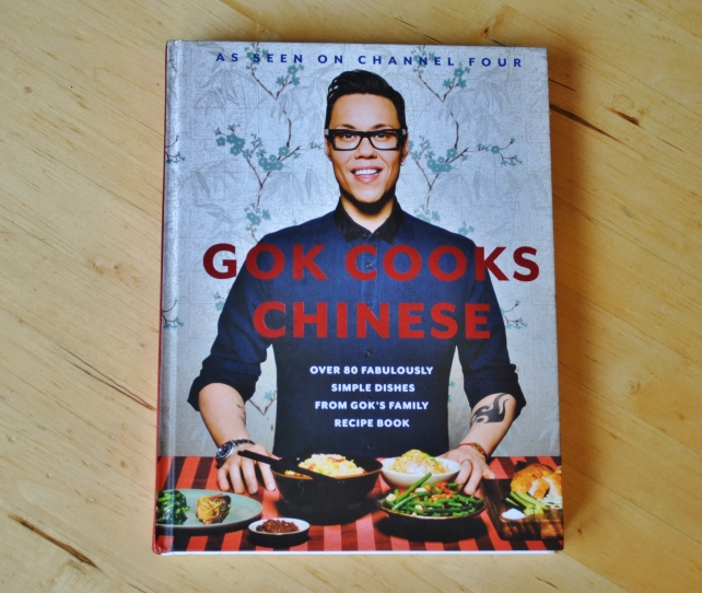 Gok Cooks Chinese cookbook